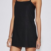 SIR | Meja Mini Dress - Black