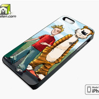 Calvin And Hobbes 2 iPhone 5s Case Cover by Avallen