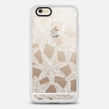 Mystical white flowers iPhone 6s case by Julia Grifol Diseñadora Modas-grafica | Casetify