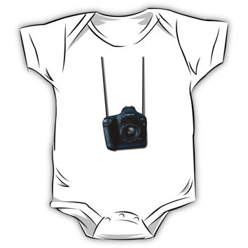 Camera shirt - for Canon users