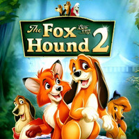 The Fox and the Hound 2 (UK) 11x17 Movie Poster (2006)