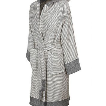 Karadeniz Hand Loomed Turkish Bathrobe by Atolyia | Bath & Body - Hunters and Gatherers