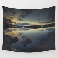 Speechless Wall Tapestry by HappyMelvin | Society6