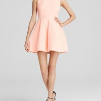 AQ/AQ Dress - Status Mini Full Skirt | Bloomingdales's