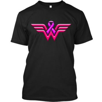 Breast Cancer Awareness T Shirt For Women Custom Ultra Cotton