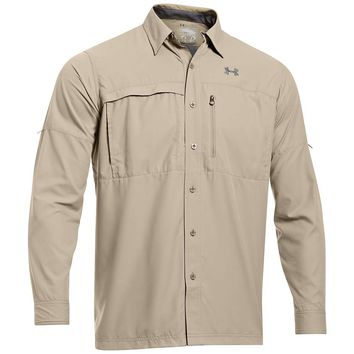 Under Armour Flats Guide Long Sleeve Shirt - Men's