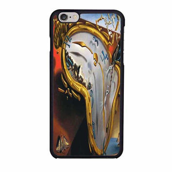 salvador dali soft watch melting clock iphone 6 6s 4 4s 5 5s 6 plus cases