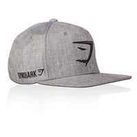 GymShark Fit Snapback - Grey Accessories | GymShark International | Innovation In Fitness Wear