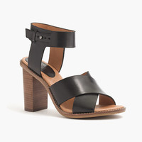THE CRISSCROSS FRIDA SANDAL