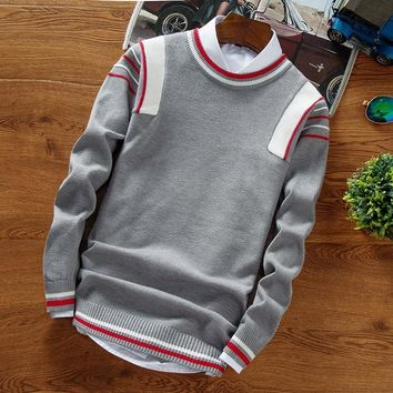 Men's Fashion Soft Pullover