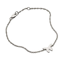 mariah butterfly anklet - Stylish Jewelry Designs at JenniferZeuner.com