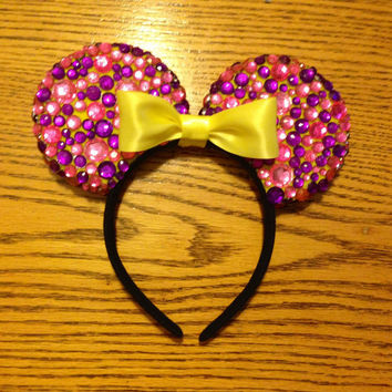 Disney's Rapunzel Tangled Mickey Mouse Ears