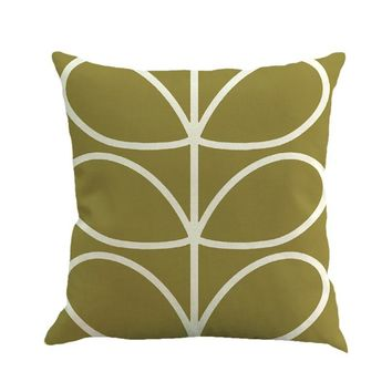 home decorative throw pillow pillow covers geometric pillowcase for the pillow 45*45