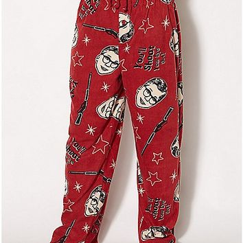 A Christmas Story Ralphie Sleep Pant - Spencer's