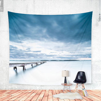 Stretcher Wall tapestry