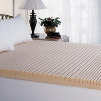 Beautyrest Geo 3.5 in. Foam Mattress Topper