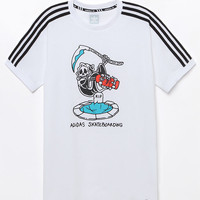 adidas Death Jersey T-Shirt at PacSun.com