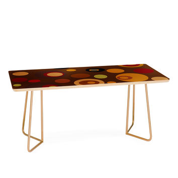 Viviana Gonzalez Vintage Colorplay 3 Coffee Table