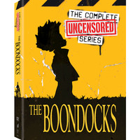 The Boondocks: The Complete Uncensored Series (11 Discs)