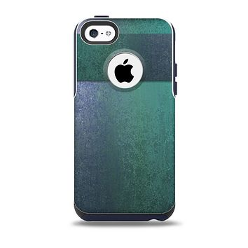 Vivid Emerald Green Sponge Texture Skin for the iPhone 5c OtterBox Commuter Case