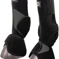 Saddles Tack Horse Supplies - ChickSaddlery.com Performers 1st Choice Air-Flow Combination Boots