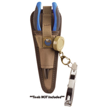 Wild River Plier Holder w/Retractable Lanyard