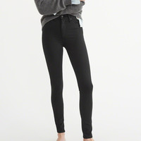 Womens Sculpt High-Rise Super Skinny Jeans | Womens Best Of Sale | Abercrombie.com