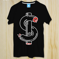Dollar: Million Dollar Baby ,T-Shirt , Men Tshirt, Women Tshirt , Graphic tee, unisex, Tees, Typography Tshirt