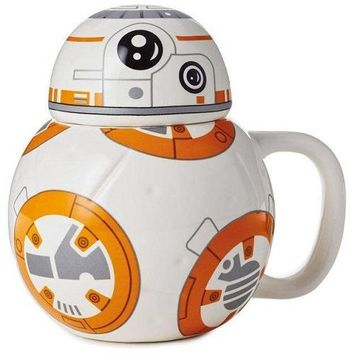 Hallmark Star Wars BB-8 Mug With Sound, 10 oz.