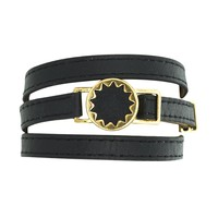 House of Harlow 1960 Jewelry Sunburst Wrap Bracelet