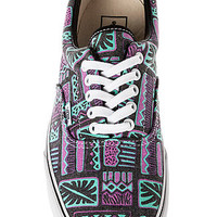 The Era Sneaker in Van Doren Maui & Black