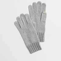 Factory wool-blend tech gloves