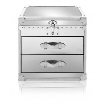 Maxfield Night Stand White - Bedroom
