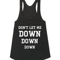 Down | Racerback | SKREENED