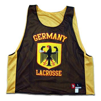 Germany Lacrosse Pinnie