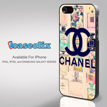 Cute Chanel Vintage Perfume  for SMARTPHONE CASE