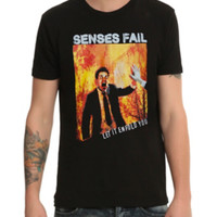Senses Fail Enfold You T-Shirt