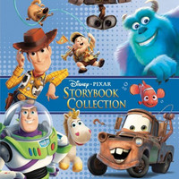 Disney Pixar Storybook Collection (Disney Storybook Collections)