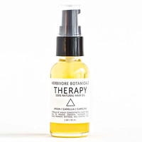 Therapy Hair Oil. – Herbivore Botanicals