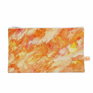 "Rosie Brown ""Autumn"" Orange Paint Everything Bag"