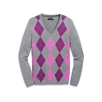 IVY ARGYLE SWEATER | Tommy Hilfiger USA