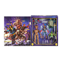Guardians of the Galaxy Marvel Legends Classic Action Figure 5 Pack
