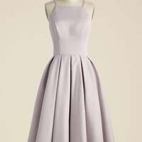 Beloved and Beyond Midi Dress in Lilac | Mod Retro Vintage Dresses | ModCloth.com