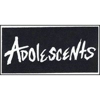 Adolescents Men's Brats Logo Cloth Patch Black