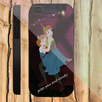peter pan custom design available for iphone 4/4s,5/5s/5c and samsung galaxy S3/S4/S5 case