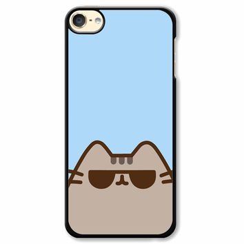 Pusheen The Cat Face iPod Touch 6 Case