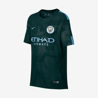 Manchester City 2017-18 Youth 3rd Jersey
