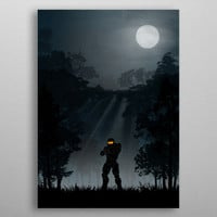 Halo - Master Chief by KKcreative | Displate