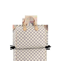 LOUISVUITTON.COM - Louis Vuitton  Speedy 30 (LG) DAMIER AZUR Handbags