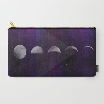 Moon Down Carry-All Pouch by Ducky B